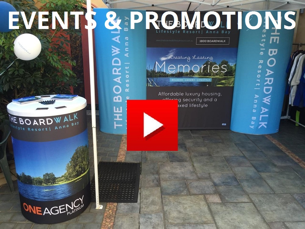 Events & Promotion Presentation