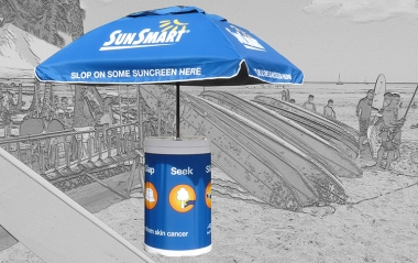 sunsmart umbrella