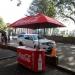 Coke in mobile cart