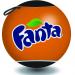 Branda Ball Fanta