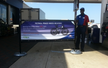 Engen CafeBarrier