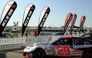 ChevyPontiac At Race