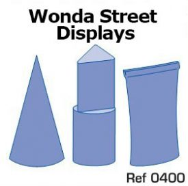 5. Wonda Street Displays
