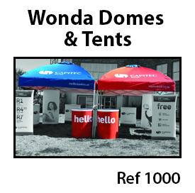 11. Domes and Tents